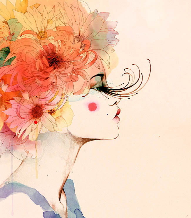 "Interview: Conrad Roset ""Watercolour Illustration"""