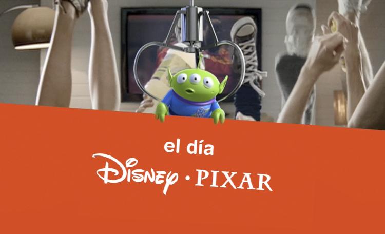 Disney Pixar, Cuatro TV