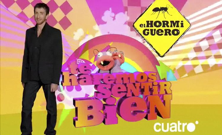 Cuatro TV El Hormiguero,