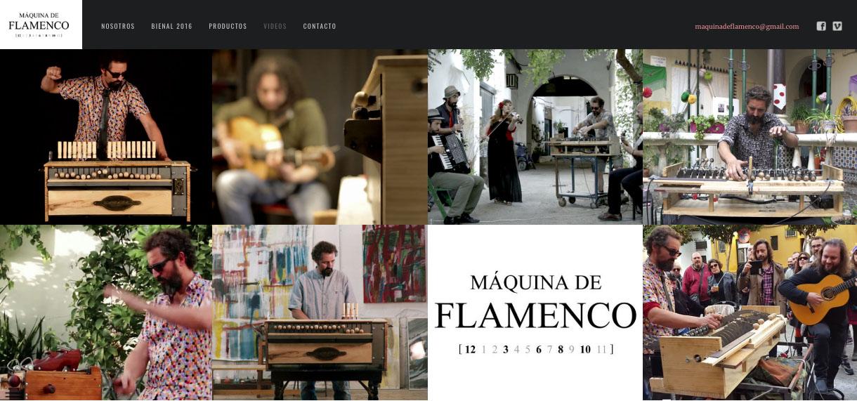 La Máquina de Flamenco